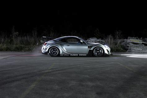 Bilder Von Toyota Gt86 Garage 88 Sydney Autos Nacht Seitlich