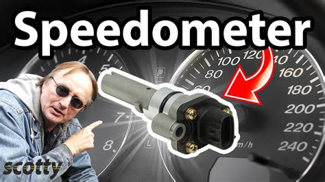 fix  speedometer gauge   car speed sensor