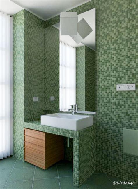 Bagno Verde Salvia by Lia Design Bagno Verde Salvia Un Colore Rilassante E