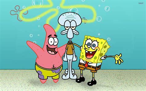 Wallpaper Spongebob by Spongebob Squarepants Backgrounds Wallpaper Cave