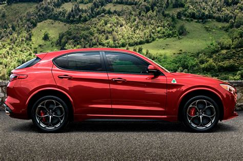 Alfa Romeo Stelvio Arrives As Alfa's Firstever Suv