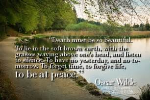 Inspirational Quotes About Death
