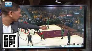 Jalen Rose breaks down film of LeBron James picking apart ...