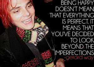 mychemicalcats - My favorite Gerard Way quotes
