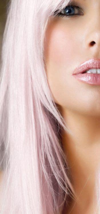Best 25 Pale Pink Hair Ideas On Pinterest