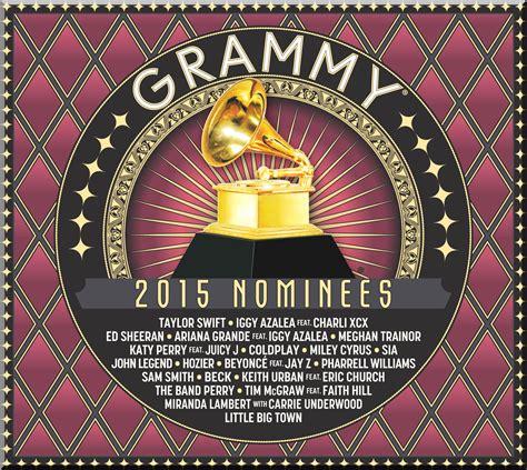 2015 Grammy Nominees Album