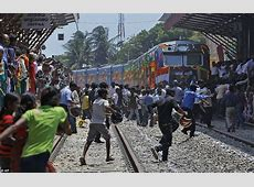 The Queen of Jaffna train rides again 24 years after it