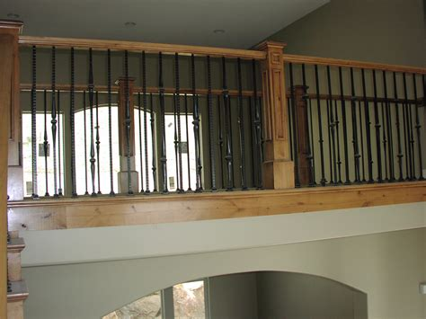 log home interior decorating ideas stairs and railing on stair railing railings