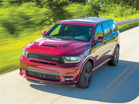 Few manufactures have made an earnest attempt to offer a high performance package for an suv of this size, allowing the durango. REVIEW: Dodge Durango SRT the biggest, baddest SUV | North ...