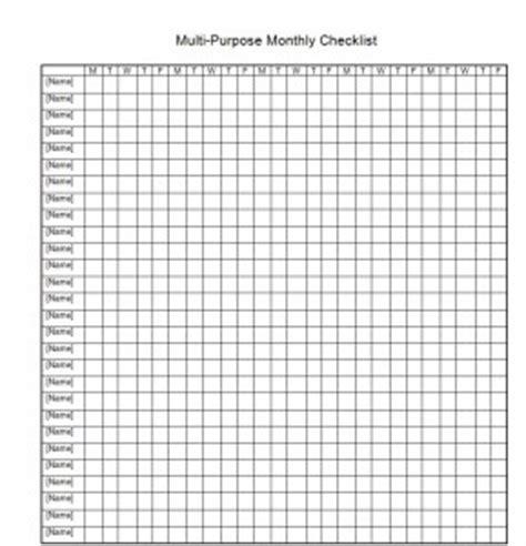 monthly teaching checklist teacher monthly checklist
