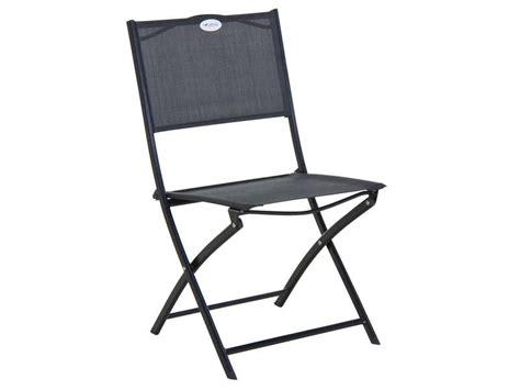 conforama chaise pliante chaise pliante de jardin tabarca chez conforama