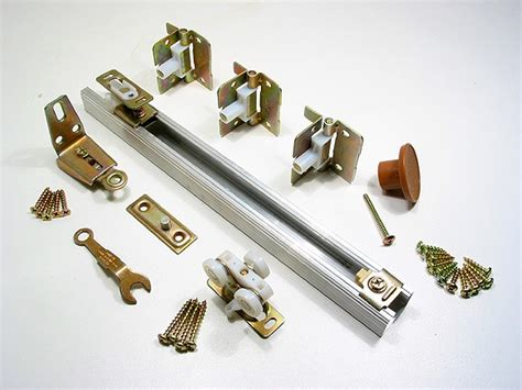 add functionality with the in bifold door hardware