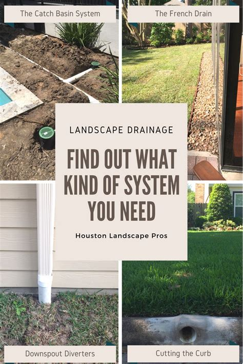 Catch Basin In Backyard by Landscape Drainage Solutions In This Page We Provide