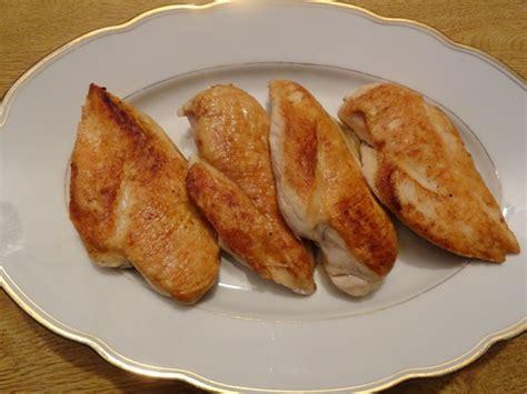comment cuire blanc de poulet
