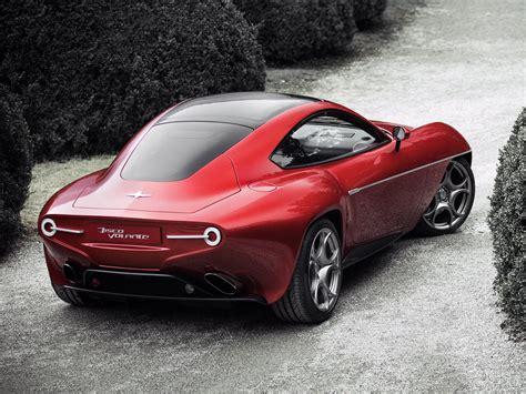 Alfa Romeo Disco Volante 2014 by 2014 Alfa Romeo Disco Volante Supercar G Wallpaper