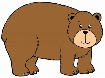 Bear Grizzly Clipart Growling Illustrations Designs Choose