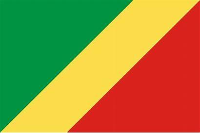 Congo Flag Republic Brazzaville Africa Flags Spirit