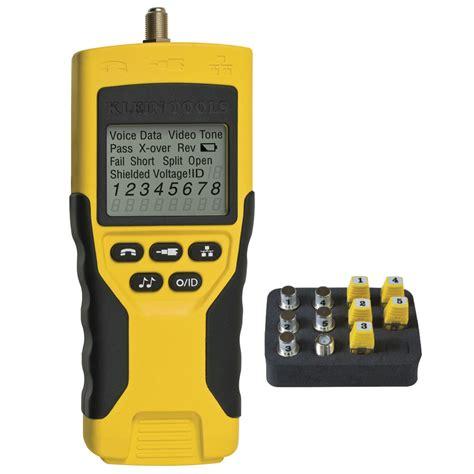 Klein Tools Vdv Scout Pro Tester Test