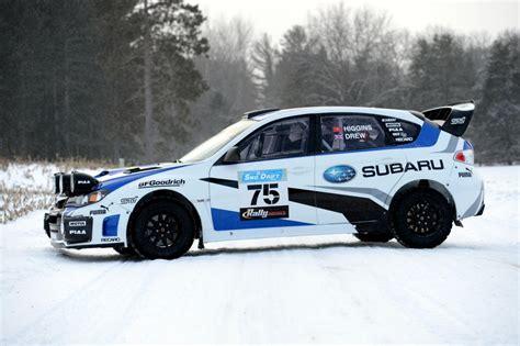 rally subaru subaru scion gear up for 2013 rally america competition