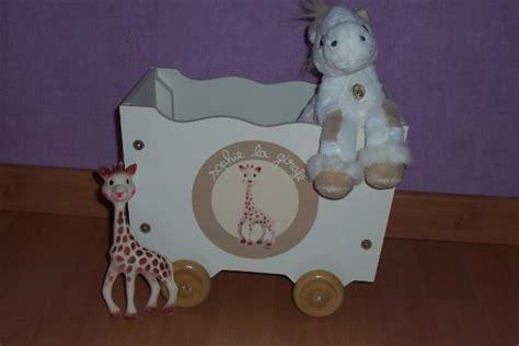 la girafe photo 15 17 petit coffre a jouer
