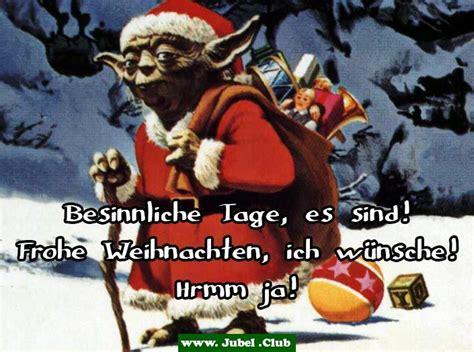 frohe weihnachten yoda merry und