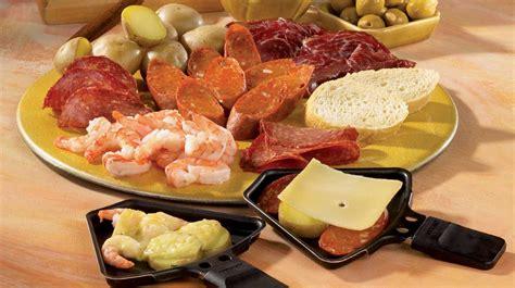 cuisine raclette recette originale raclette recettes iga fromage charcuterie recette rapide
