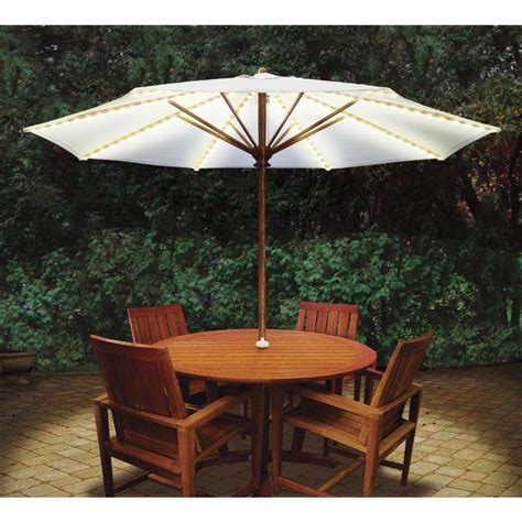 wooden picnic table with umbrella patio interesting patio tables with umbrellas patio