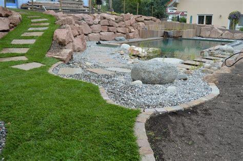 Der Schwimmteich Wohlfuehloase Im Garten by Exklusiver Garten Traumgarten Gartenbeispiele In