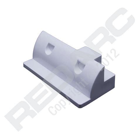 Abs Plastic Solar Panel Side Mount X2 Products Redarc