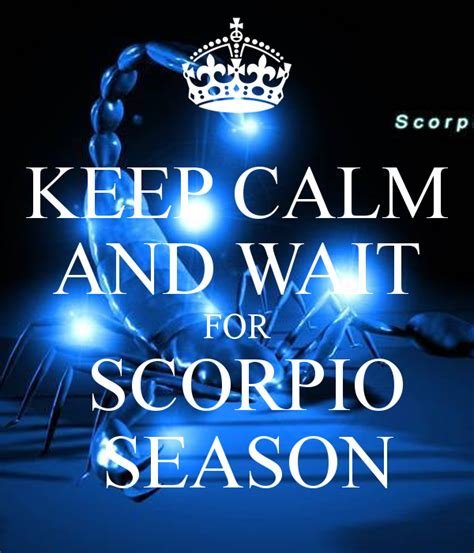 Scorpio Season Memes - nobody has voted for this poster yet why don 39 t you