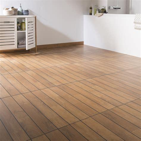 model de faience pour cuisine carrelage sol et mur teak effet bois caravelle l 30 x l 60