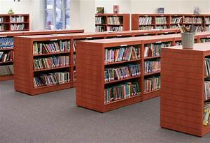 Library Shelving - Embury LTD