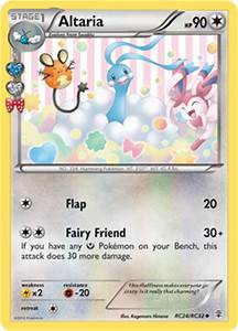 Altaria | Generations | TCG Card Database | Pokemon.com