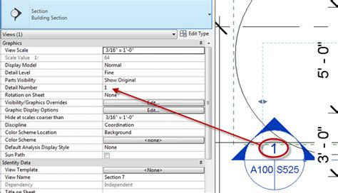 number for section 8 revit 2014 detail number imaginit technologies support