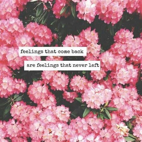 feelings     feelings   left