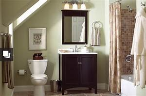 Bathroom remodel ideas installation at the home depot for Bathroom remodeling home depot
