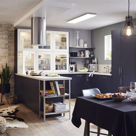 facade meuble de cuisine leroy merlin davaus facade meuble cuisine bleu avec des idées