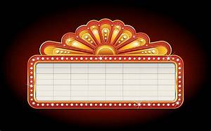 Sign clipart theater pencil and in color sign clipart for Theatre sign clipart