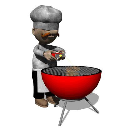 jeux de cuisine cooking gif maniac images animées barbecue avec voisin