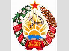 Escudo de Uzbekistán