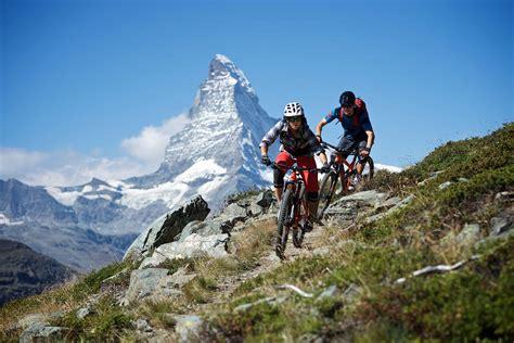 bike revier zermatt die besten touren und tipps bergwelten
