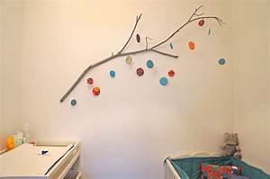 Mobile Chambre Bébé : decoration chambre bebe diy visuel 2 ~ Teatrodelosmanantiales.com Idées de Décoration