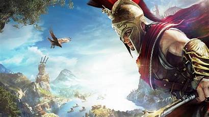 Creed Odyssey 4k Alexios Wallpapers Ultra 2160