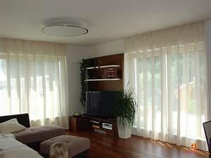 Vorhänge Wohnzimmer Ideen : neon im wohnzimmer ~ Sanjose-hotels-ca.com Haus und Dekorationen