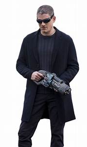 Captain Cold PNG by Buffy2ville on DeviantArt