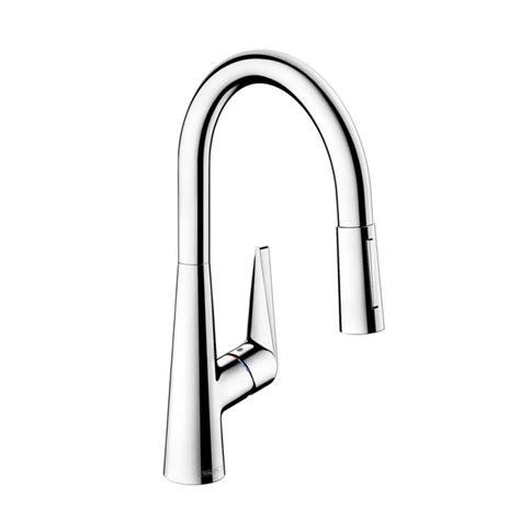 hansgrohe talis kitchen faucet hansgrohe 72813 talis s 2 spray higharc pull kitchen