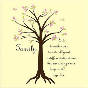 tree art | Colourful Family Tree wall sticker - Vinyl Art ...