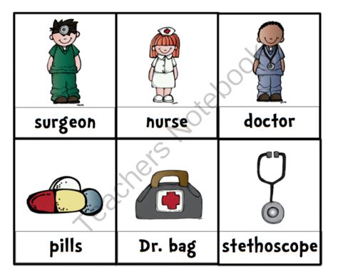 preschool printables doctor printable projects to try 128   be396d9559a4b37ab4713e60baa5dade