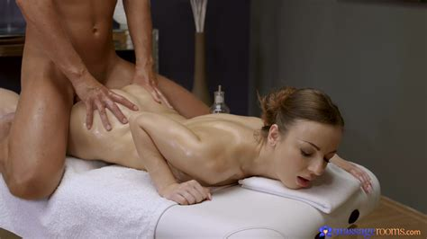 Superb Scenes Of Hard Sex During Massage For A Hot Woman