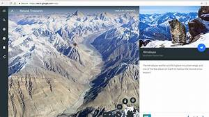 Welcome Home To The New Google Earth